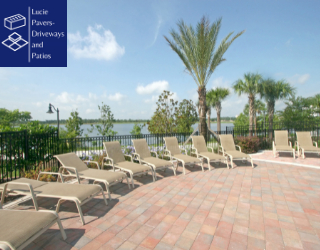 Pool Decking in Port St Lucie
